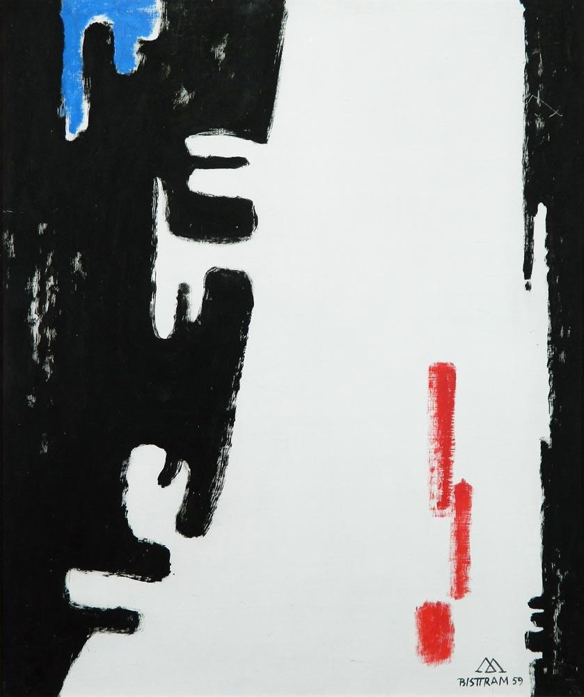 Bisttram-Emil---Mask-unframed