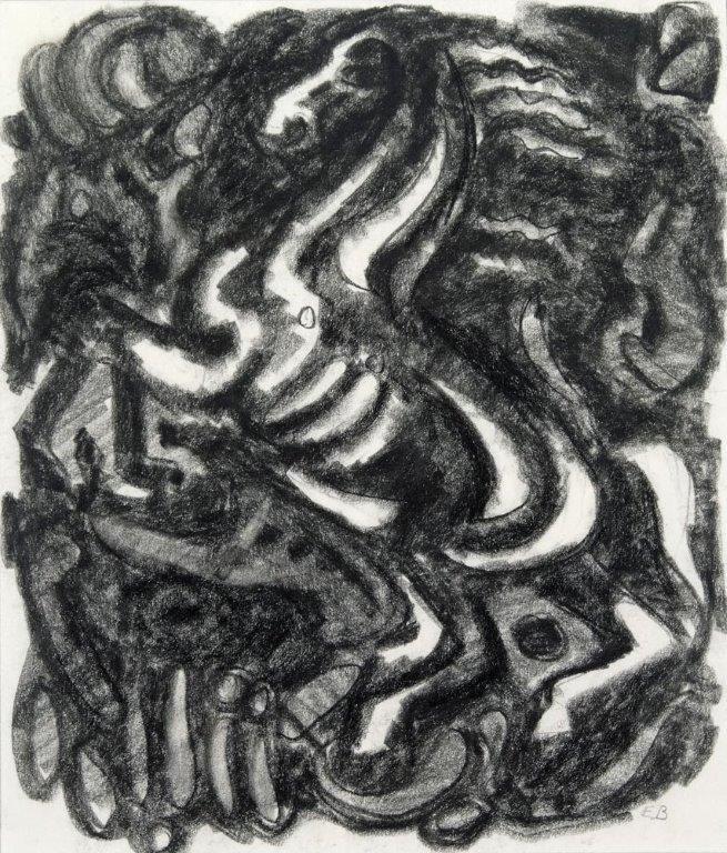 Bisttram-Emil---Rearing-Horse-unframed-edit