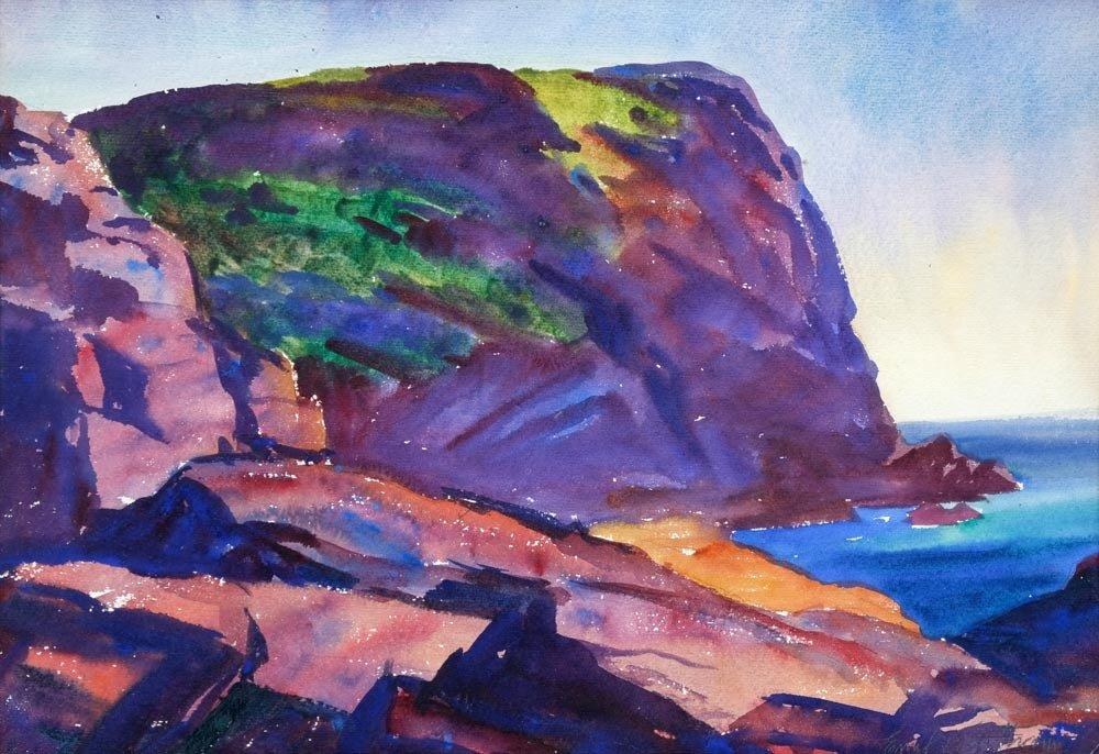 Bisttram-Emil---The-Cliff-Monhegan-1925-unframed-edit