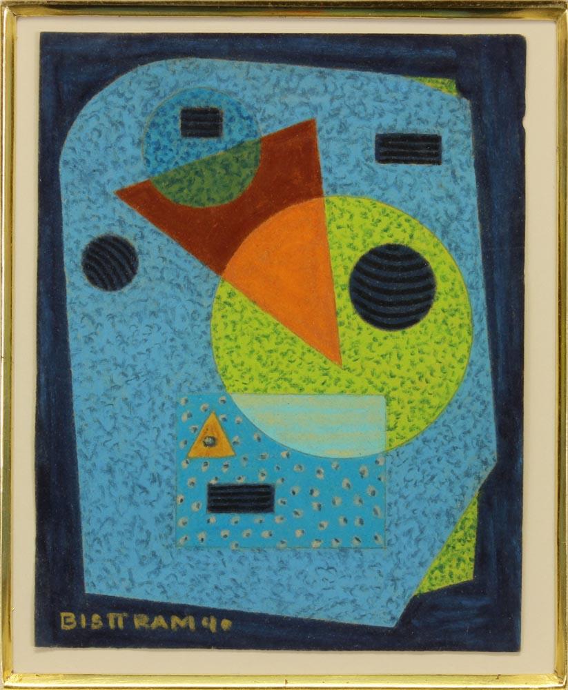 Bisttram-Emil---Untitled-1940-unframed (2)