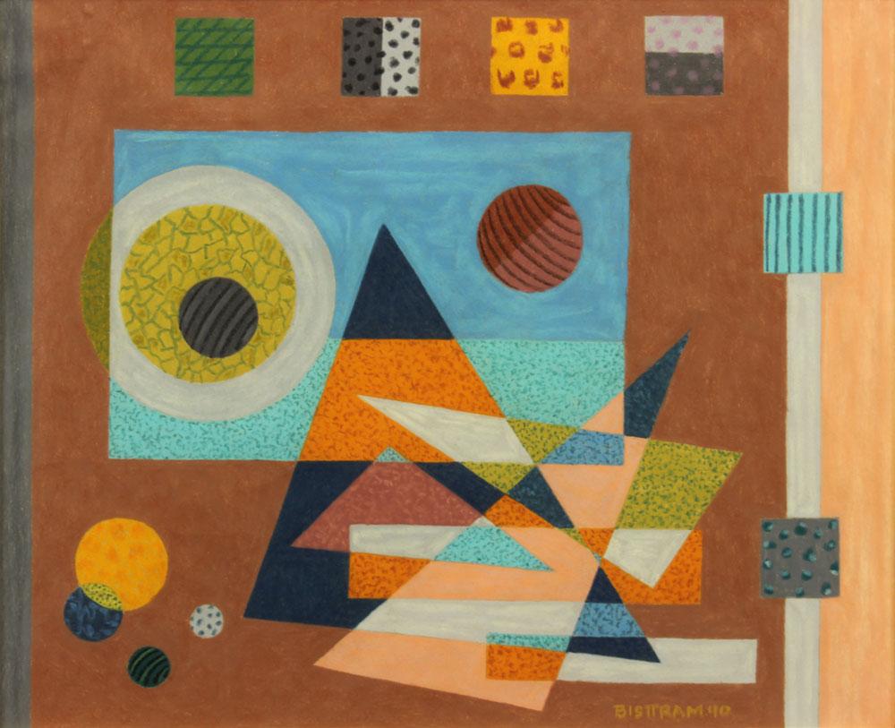 Bisttram-Emil---Untitled-Encaustic-1940-medsize-unframed