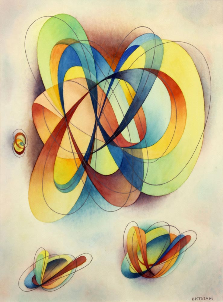 Bisttram-emil---musical-rhythms-unframed