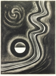 Bisttram-Emil---The-Stream-Unto-Eternity-1937-unframed