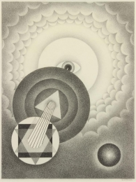 Bisttram-Emil---Untitled-unframed