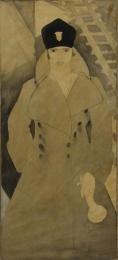 Brett-Dorothy---Self-Portrait-1925-unframed
