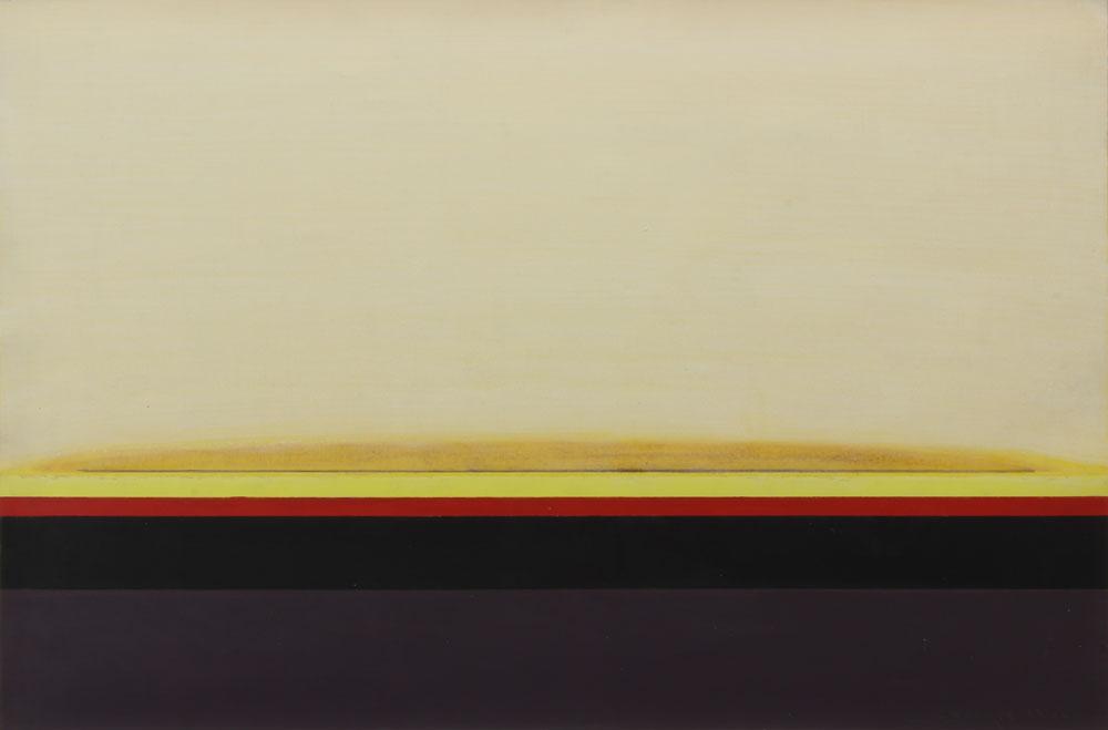 Calcagno-Lawrence---Sunbands-No1-1968-unframed