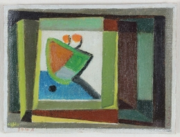 Drewes Werner - Untitled 1941 v2 unframed