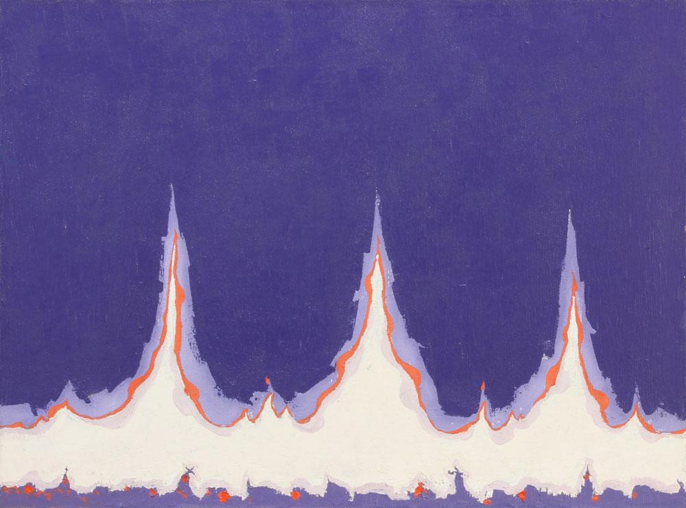 De-Puy-John---Winter-Scene-2001-unframed
