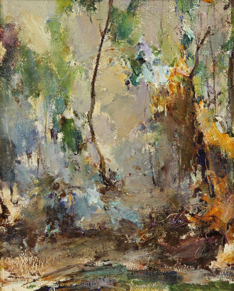 Fechin-Nicolai---Eucalyptus-Grove-unframed
