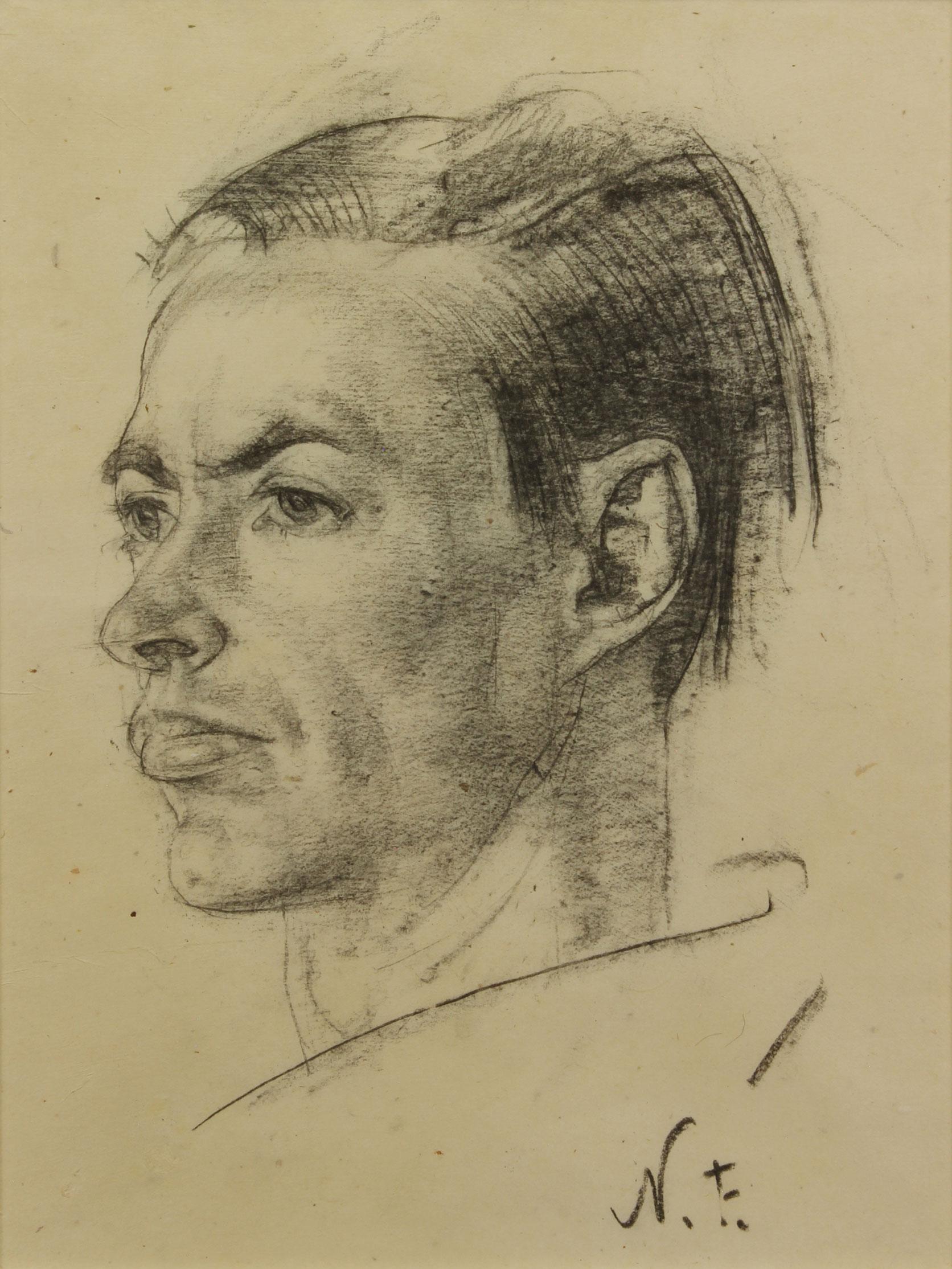Fechin-Nicolai---Portrait-of-Frank-Waters-unframed-(2)