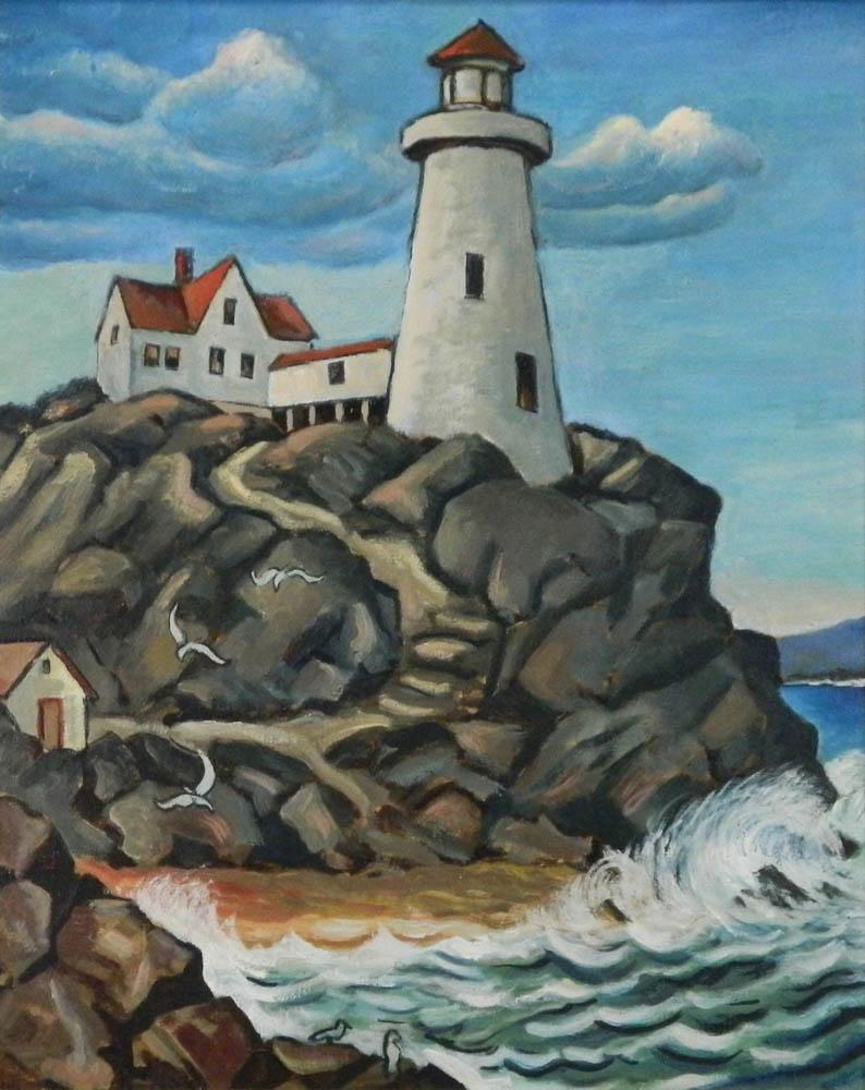 Gardner, Fred - Marine Coast unframed
