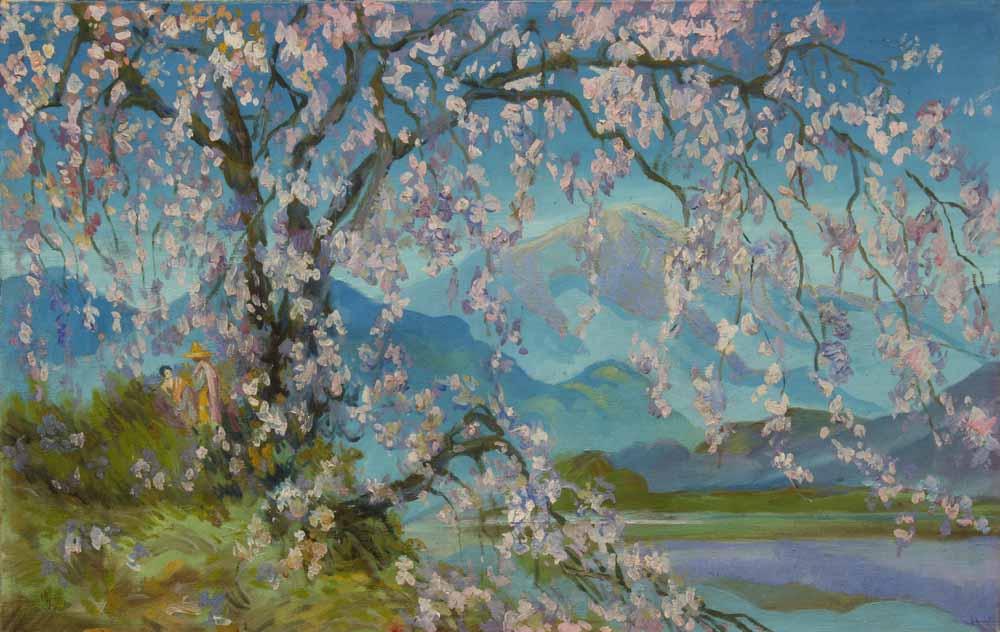 Henderson,WP-Springtime-unframed