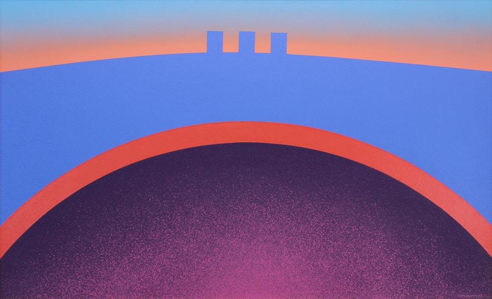Jonson-Raymond---Polymer-#9-1978-unframed