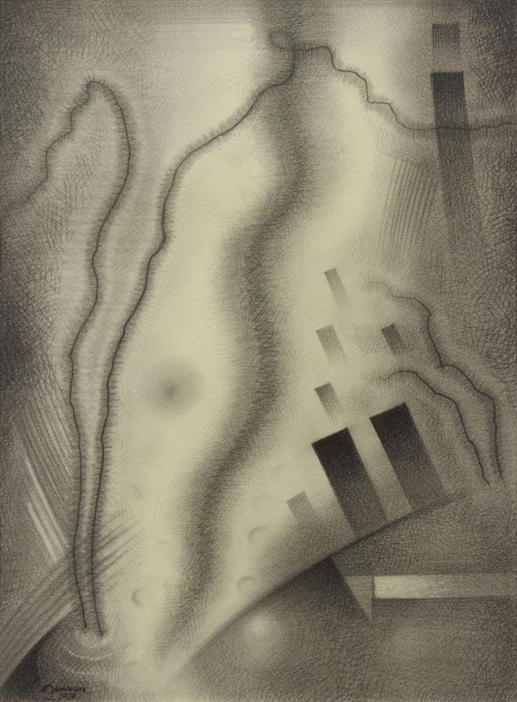 Jonson-Raymond---Vibrations-1933-unframed