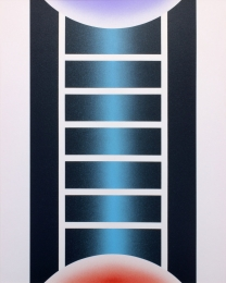 Jonson, Raymond - Polymer #41 1966 unframed