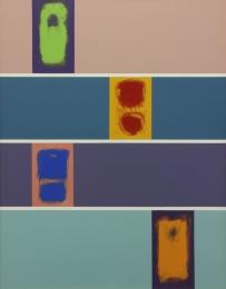 Jonson-Raymond---Polymer-No-43-1964-unframed