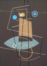 Kelpe-Paul---Kinetic-1949-unframed