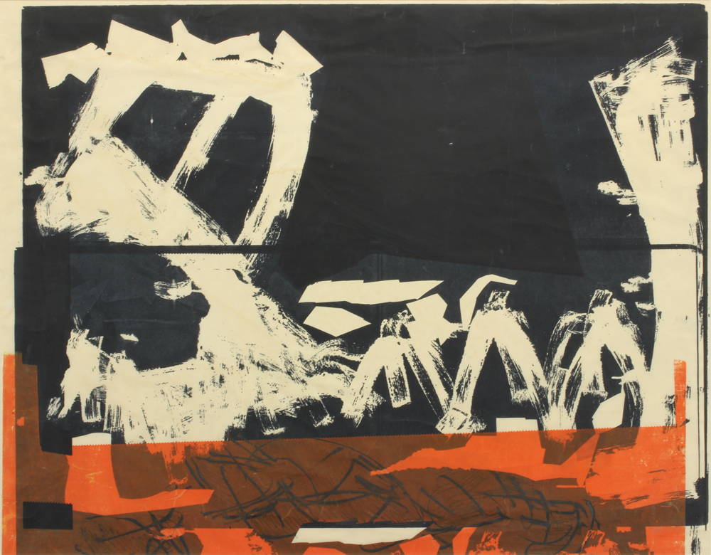 Lumpkins-William---Rough-Road-1961-unframed