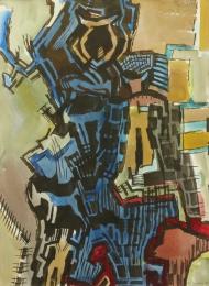 Lumpkins-William---Untitled-1953-unframed