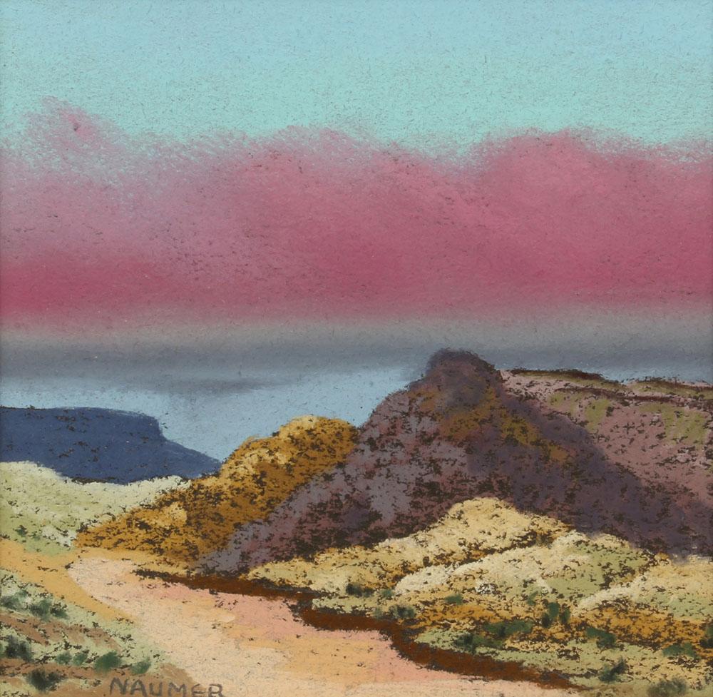 Naumer Helmuth - NM Landscape unframed