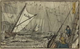 Nordfeldt-BJO---Fishermen-unframed