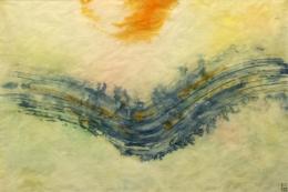 Pierce Florence - Untitled Sumi ink unframed edit