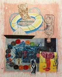 Salle David - Untitled Collage UNFRAMED EDIT