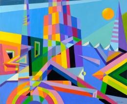 Scarlett-Rolph-The-City-unframed
