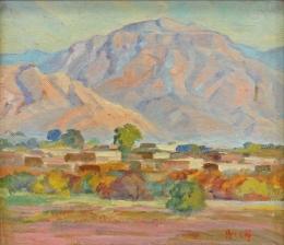 Shattuck-Hella---Sunset-on-the-Manzano-Mountains---web