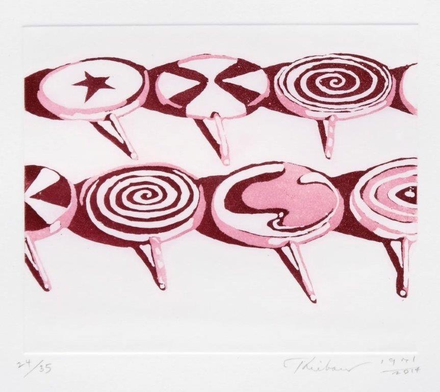 Thiebaud-Wayne---Little-Red-Suckers-unframed