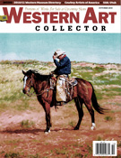 Addison Rowe in the October 2010 issue of Western Art Collector