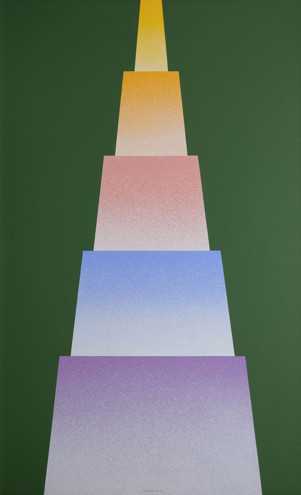 Raymond Jonson: New Works